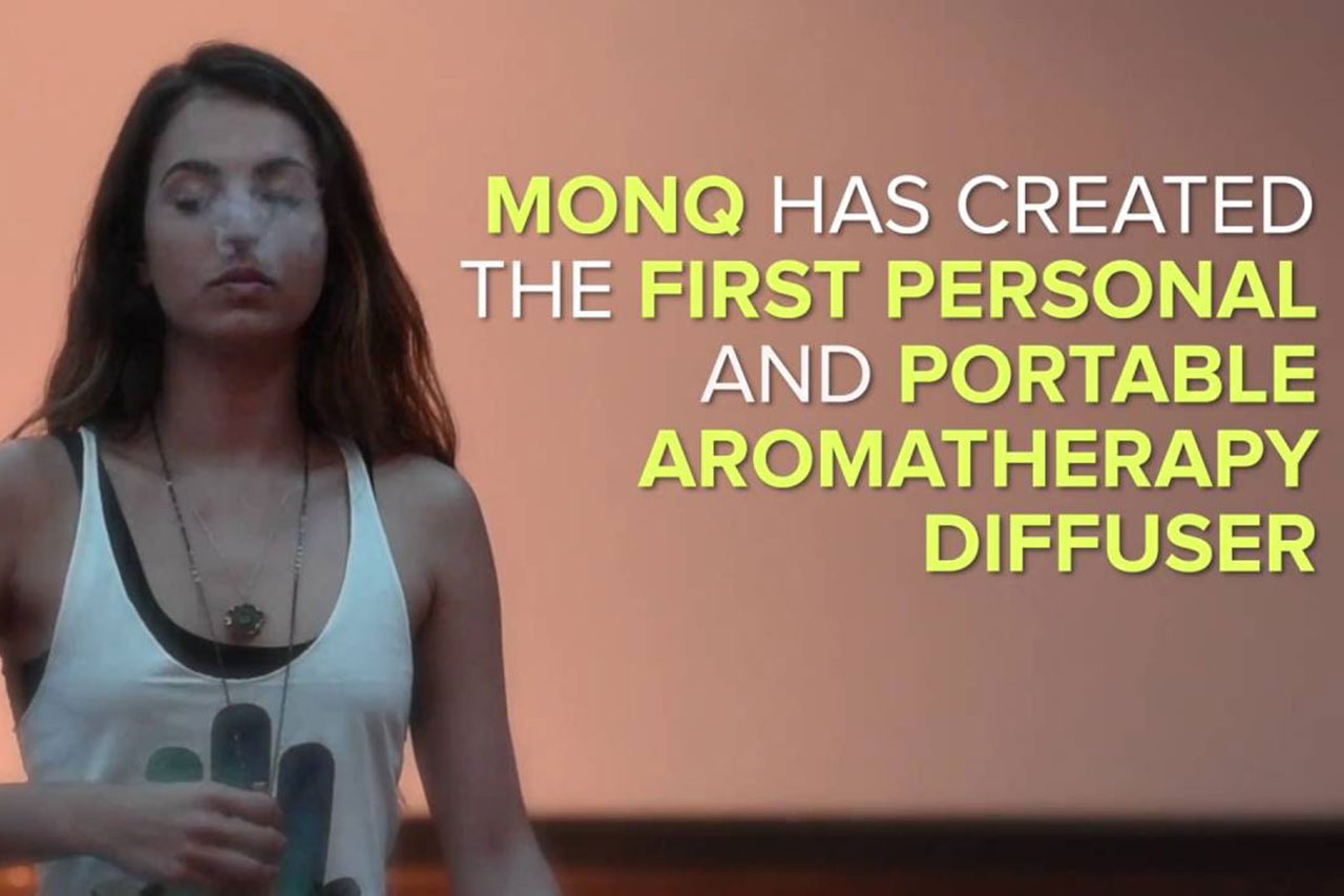 Feel The Way You Want with MONQ Therapeutic Air