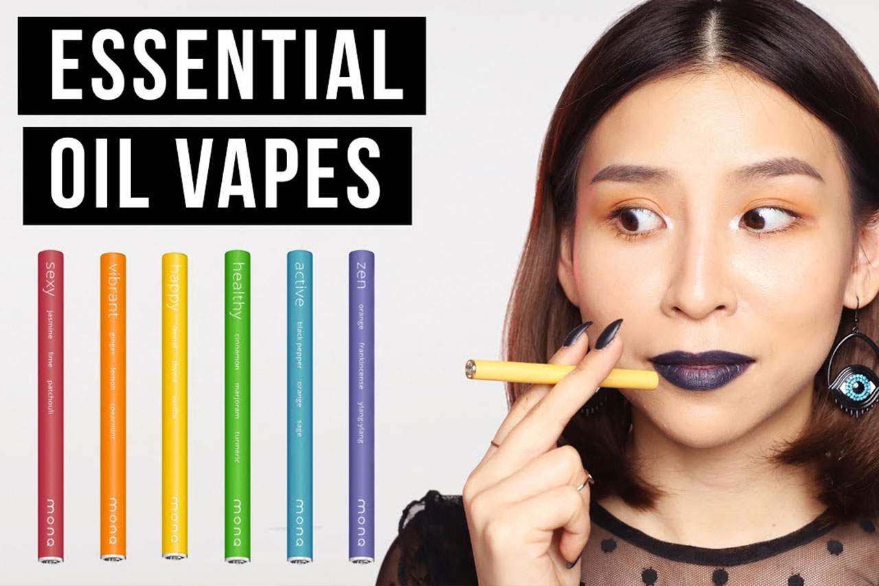Testing Out Essential Oil Vapes – TINA TRIES IT